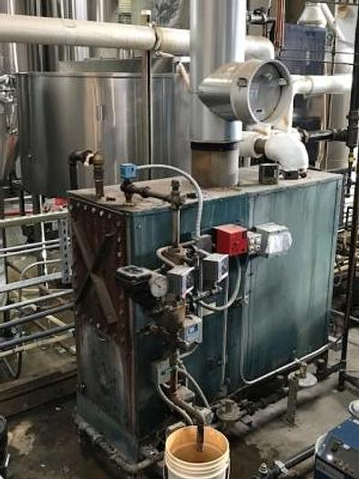 Used Rite Steam Boiler