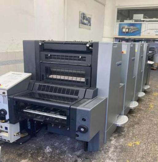 Used Heidelberg SM 52-4 2000 Straight
