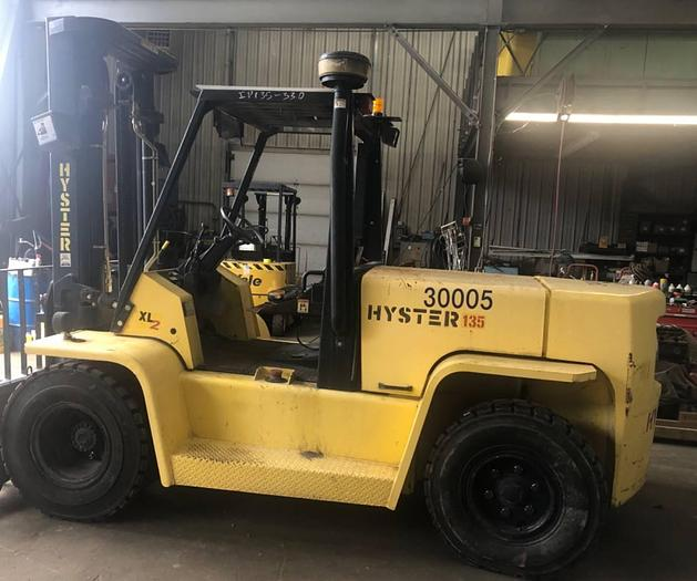 2006 HYSTER H135XL