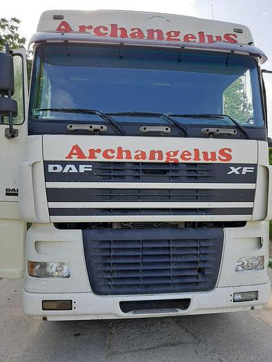 Gebruikt 2001 DAF 95 xf 430 euro 3 manual