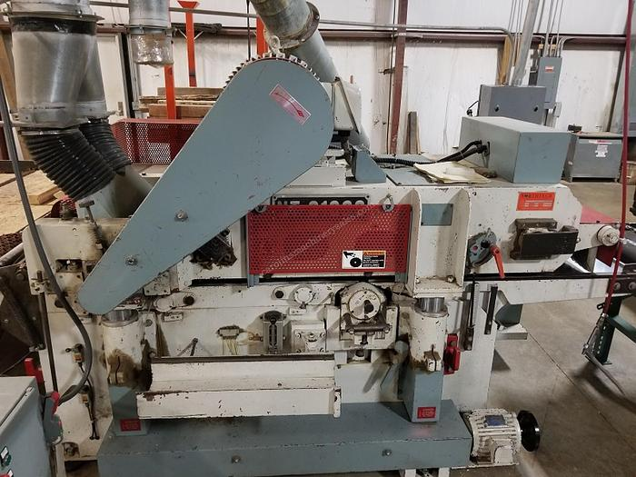 """Used Northtech NT SS 24"""" Planer"""