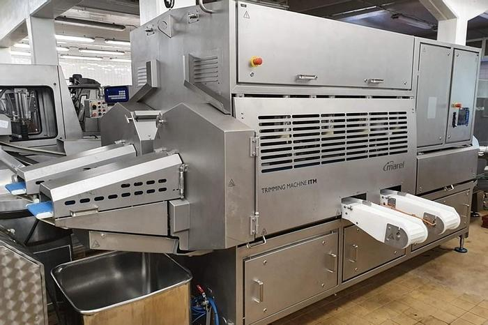 Used MAREL ITM-F2 SALMON TRIMMERGet in touch
