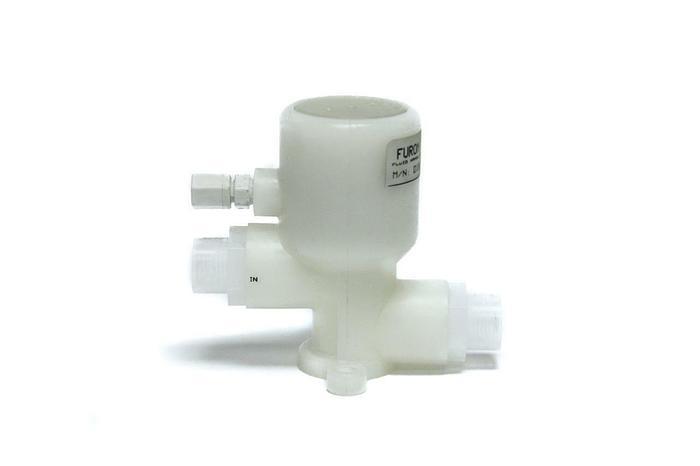 Used Furon Fluid Handling Products DIBPOL8PC 2 Way Valve (5178)
