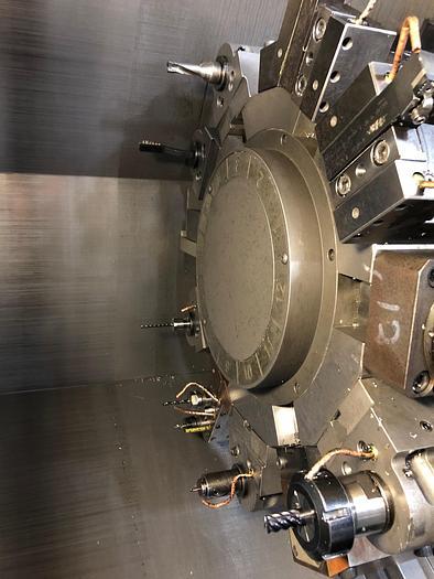 2004 Mori Seiki NL2500SMC Multi Axis Turning Center