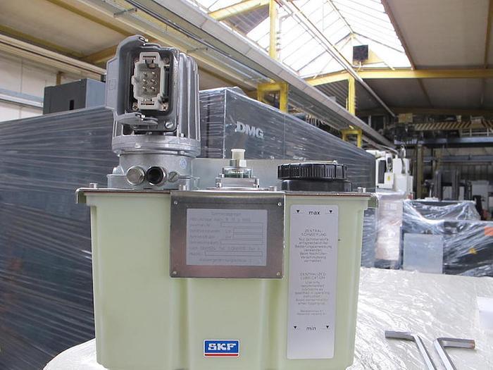 Zentralschmiereinheit SKF MFE5-KW6 mit Drehstrommotor