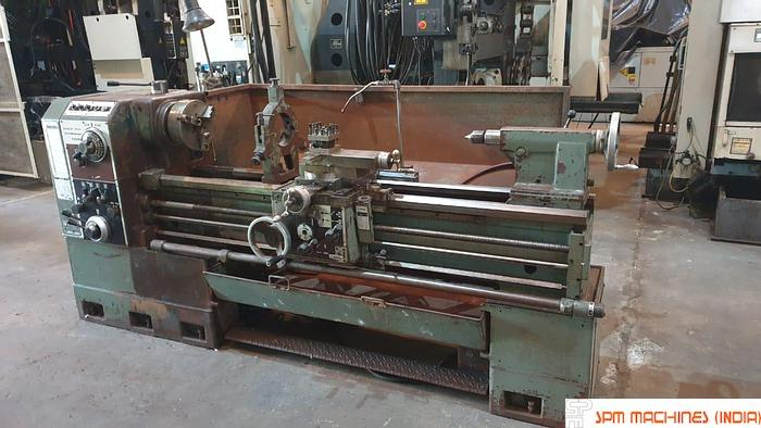Used Chien Yeh Taiwan Lathe Strong 155