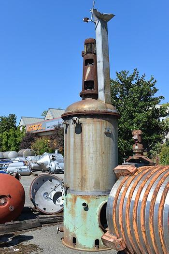 Usata Reattore Miscelatore L.T.I da 1600 Litri