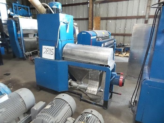 Gestione Technol Macerator/Pitter for Olives