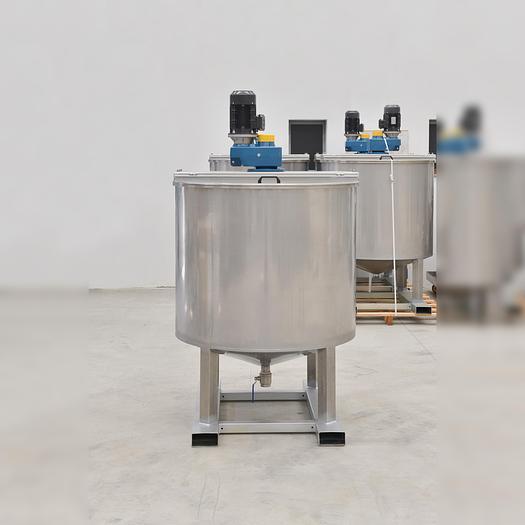 Miscelatore per liquidi o resine, 1000 Litri