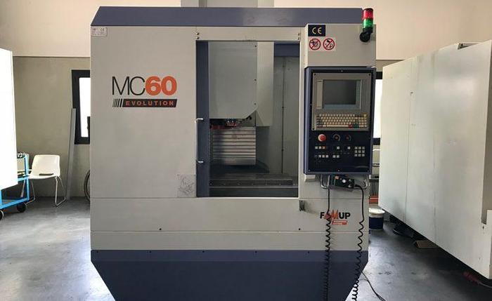 Usata 2002 FAMUP MC 60 E