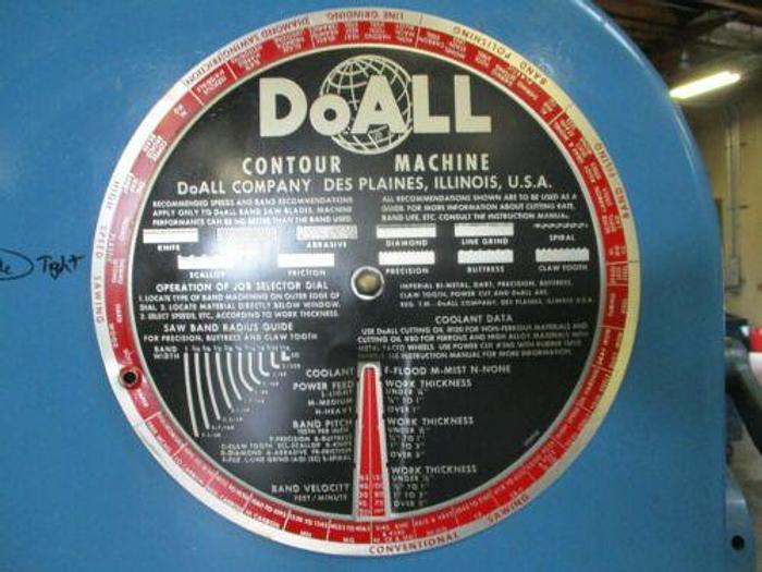 1982 DoAll 3613-20
