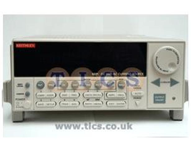 Used Keithley 6221