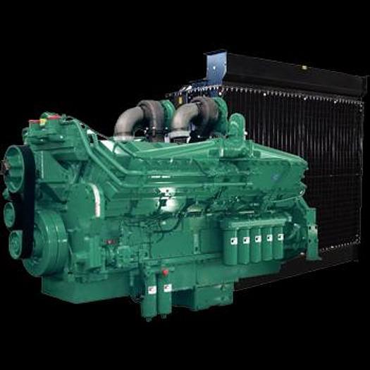 Used 0.8 MW 2019  Used Cummins YUSPE1000K Generator Set