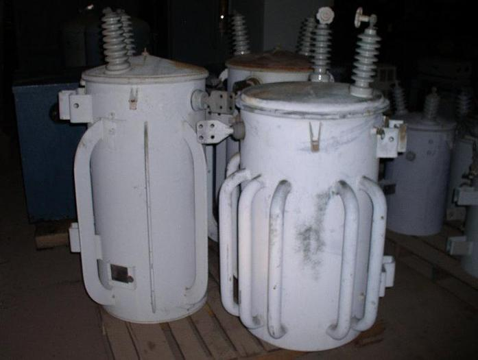Used 100 kVA Westinghouse Pole-Mount Transformer