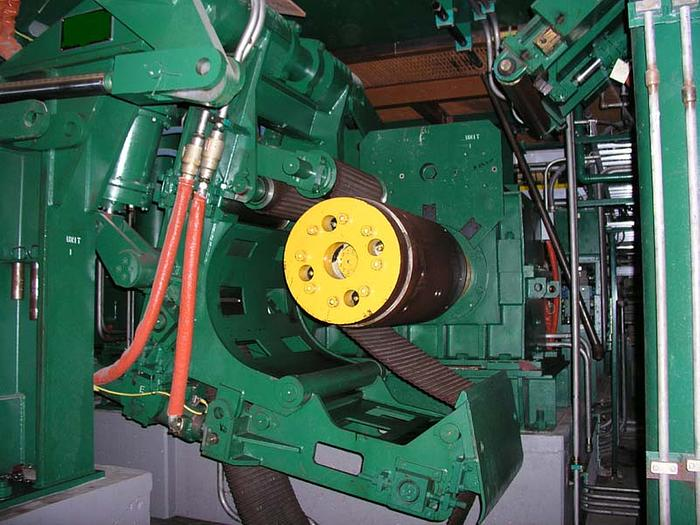 """1996 Two 36"""" Hot Strip Coilers: RM-228 c"""