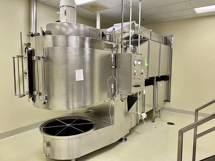 Used FITZPATRICK FA 150 FLUID BED DRYER  #9877)