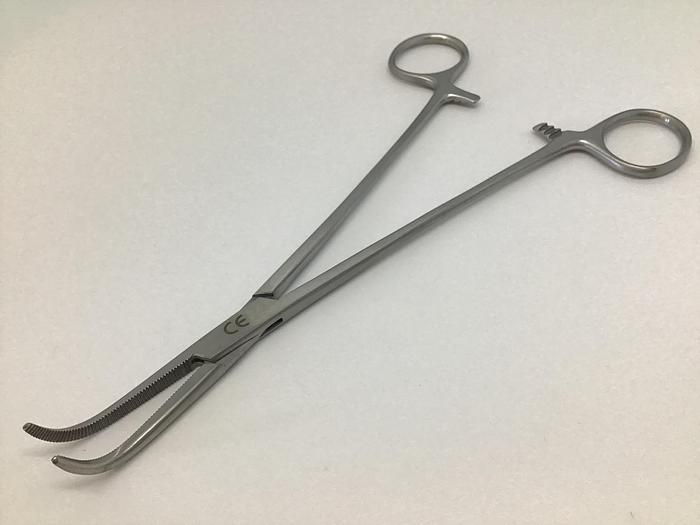 Forceps Artery Dissecting Mixter Curved 190mm