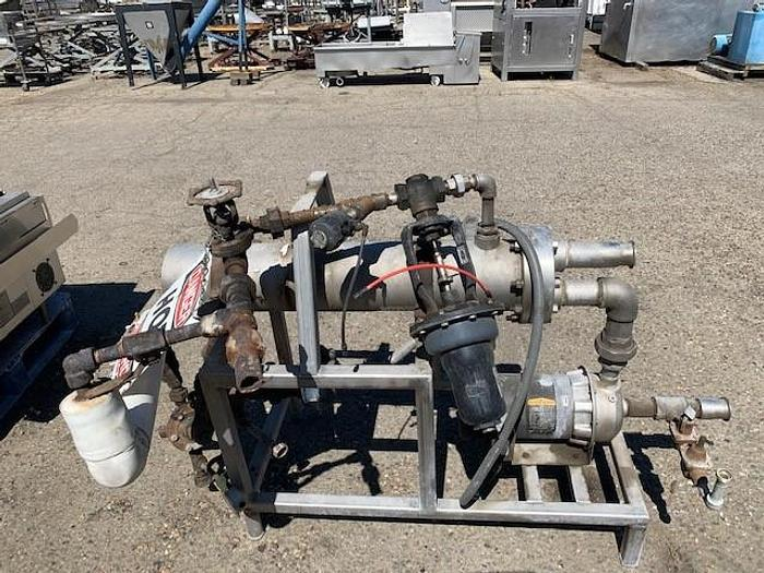 Used Tube in Shell / Skid Mounted