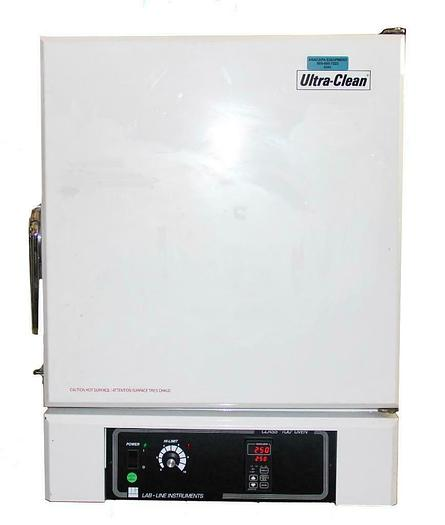 Used Barnstead Lab-Line 3495M-3 Ultra Clean 100 Oven w/ 2 Shelves 208V (8283) W