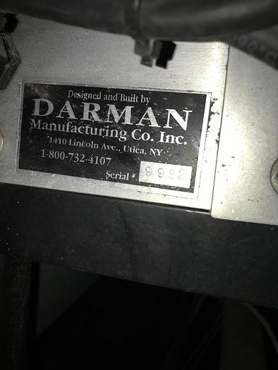 DARMAN CONTINUOUS ROLL TOWEL (CRT) WINDER
