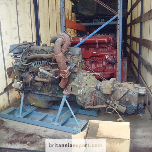 Used 1988 VOLVO TD70 engine and gearbox