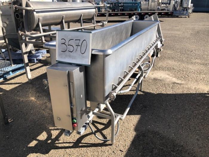 Sani- Matic COP 10' Long Tank