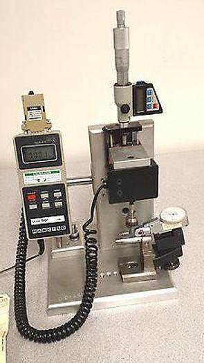 Used Mark 10 Series BG Height Gauge Measuring Machine for quality control