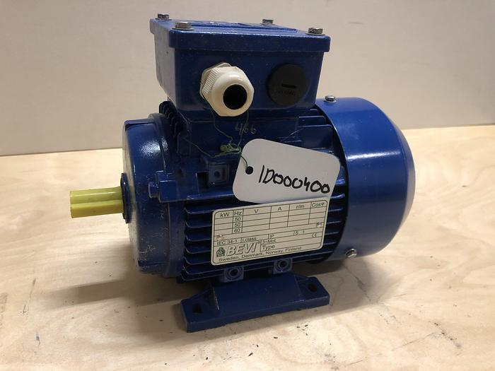 0,37 kW, BEVI, Electric motor
