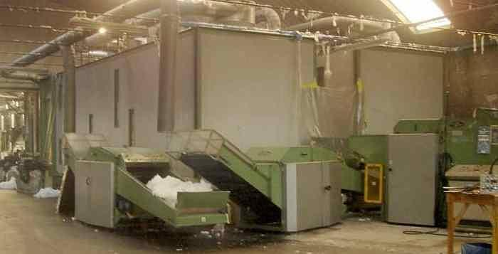 TEARING MACHINE ITALIANA RIGENERAZIONE