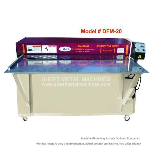 GMC Diamond Forming Machine DFM-20