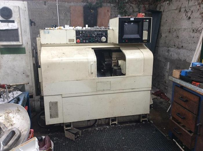 Used 1988 Nakamura-Tome TMC-15 CnC Lathe