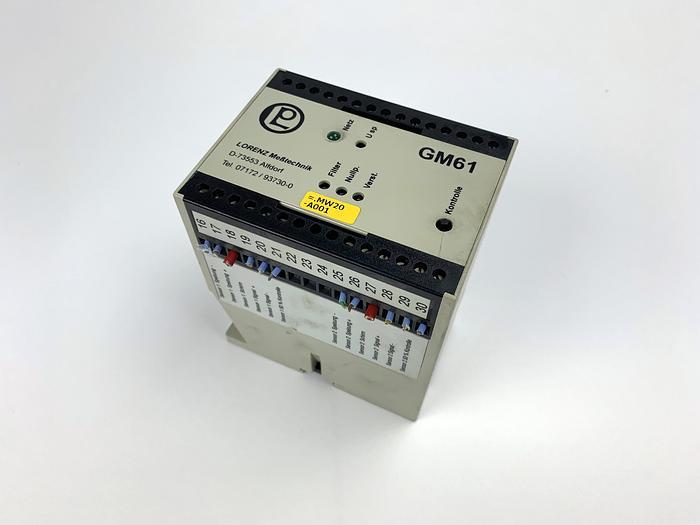 LORENZ GM61 Area Protection Module