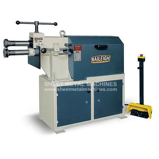 BAILEIGH Heavy Duty Bead Rolling Machine BR-12E-10