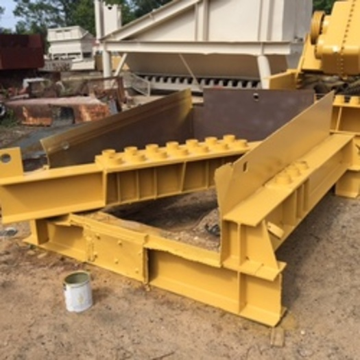 ALLIS CHALMERS 54 X 20 Vibrating Grizzly Feeder