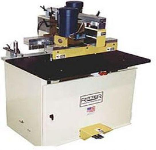 Ritter Machinery Ritter R-46 Double Row Line Boring Machine