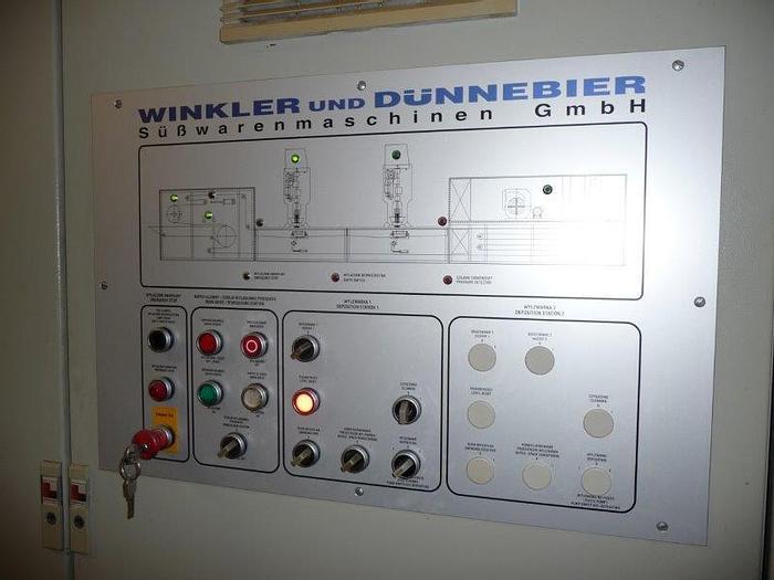 Used Winkler+Dünnebier
