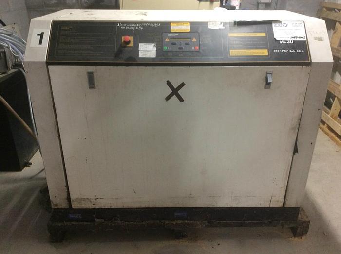 Ingersoll-Rand SSR Rotary Screw Air Compressor