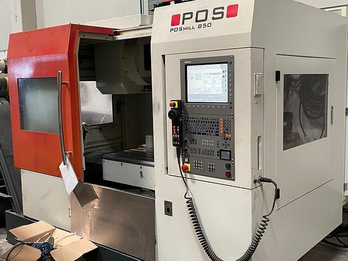 Gebraucht CNC Bearbeitungszentrum POSmill 850