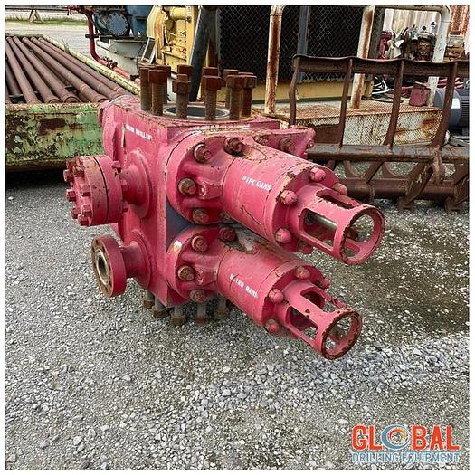 """Used Item 0943 : 11"""" 5000PSI Double Ram Blowout Preventer"""