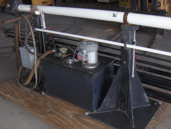 """132"""" CNC Enhancements Hydroturn Bar Feeder"""