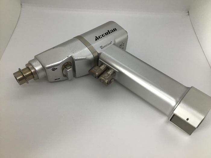 Used AESCULAP Handpiece Pistol Drill Battery Operated ACCULAN GA612