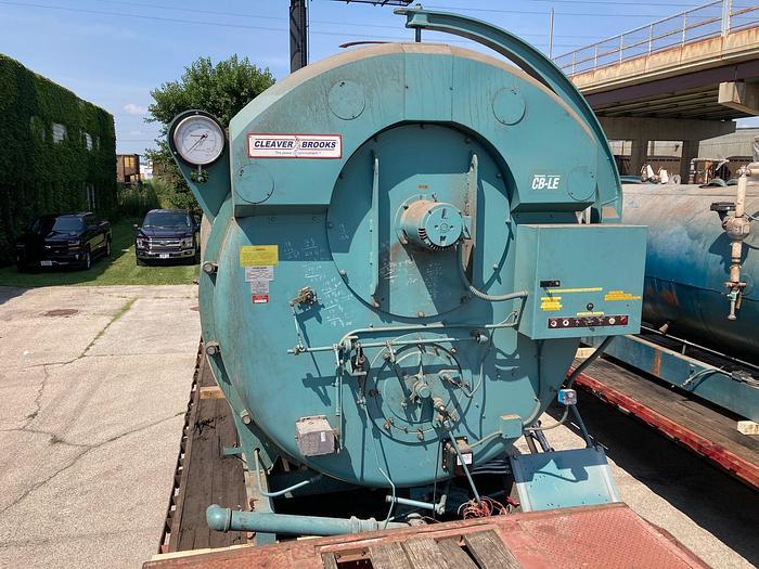 Cleaver Brook 250 HP 150 PSI