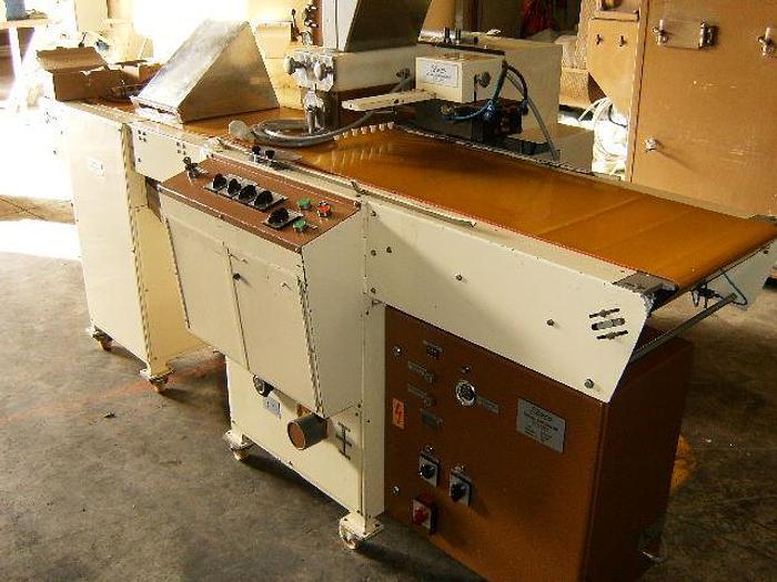 Used Felix Hoppe depositor, 420mm