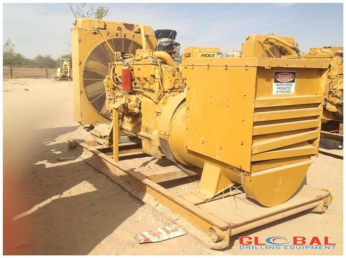 Used Item 0669 : Caterpillar 3406 Generator Set w/ Engine