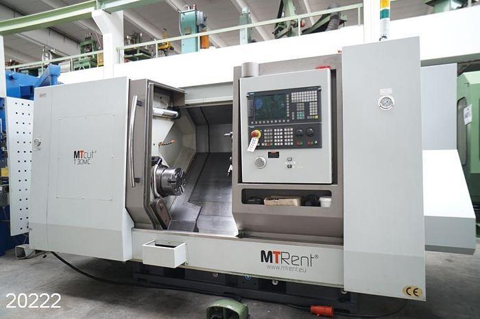 Gebraucht #20222 - MTRent T30MC - Sinumerik 828D, Bj.2014