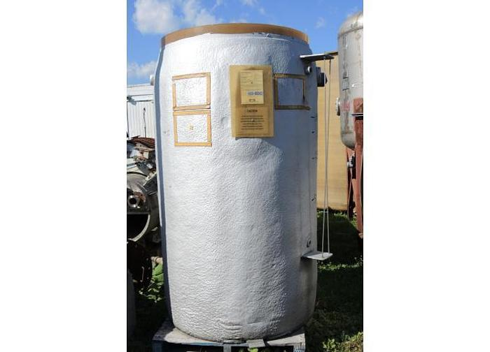 USED 320 GALLON TANK, FIBERGLASS