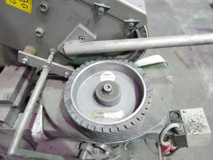 Bandschleifmaschine
