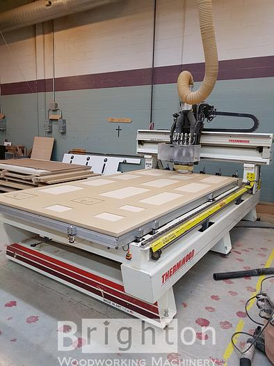 Thermwood CS45 flat table CNC machine