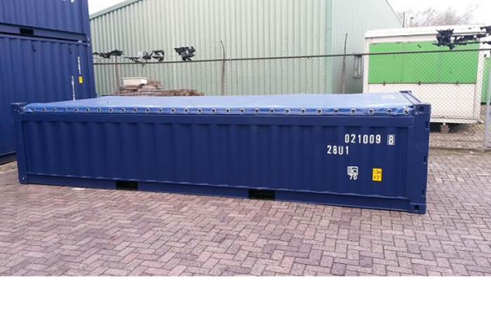 """20 'Container 4'3 """"Soft Top"""