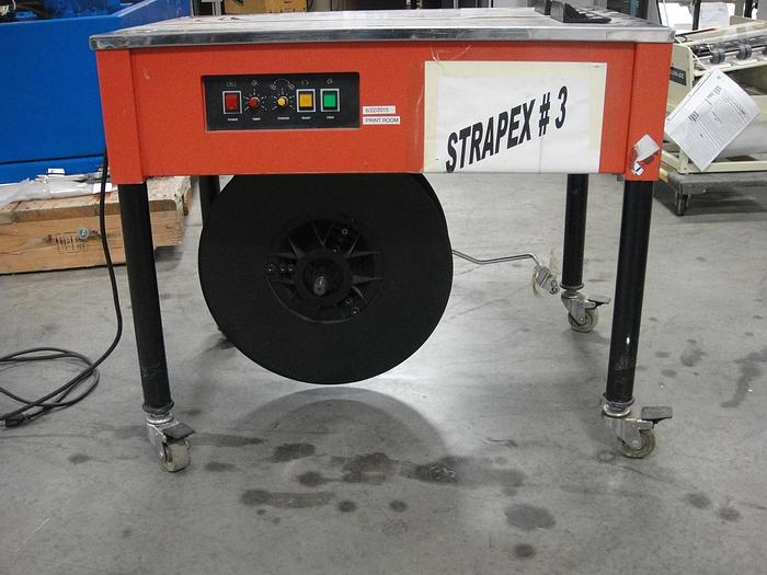 Used PAC Strapper PSM1412-IC3A Machine, 2007